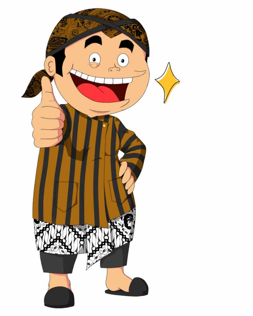 Contoh Penggunaan Kalimat Tanya Bahasa Jawa