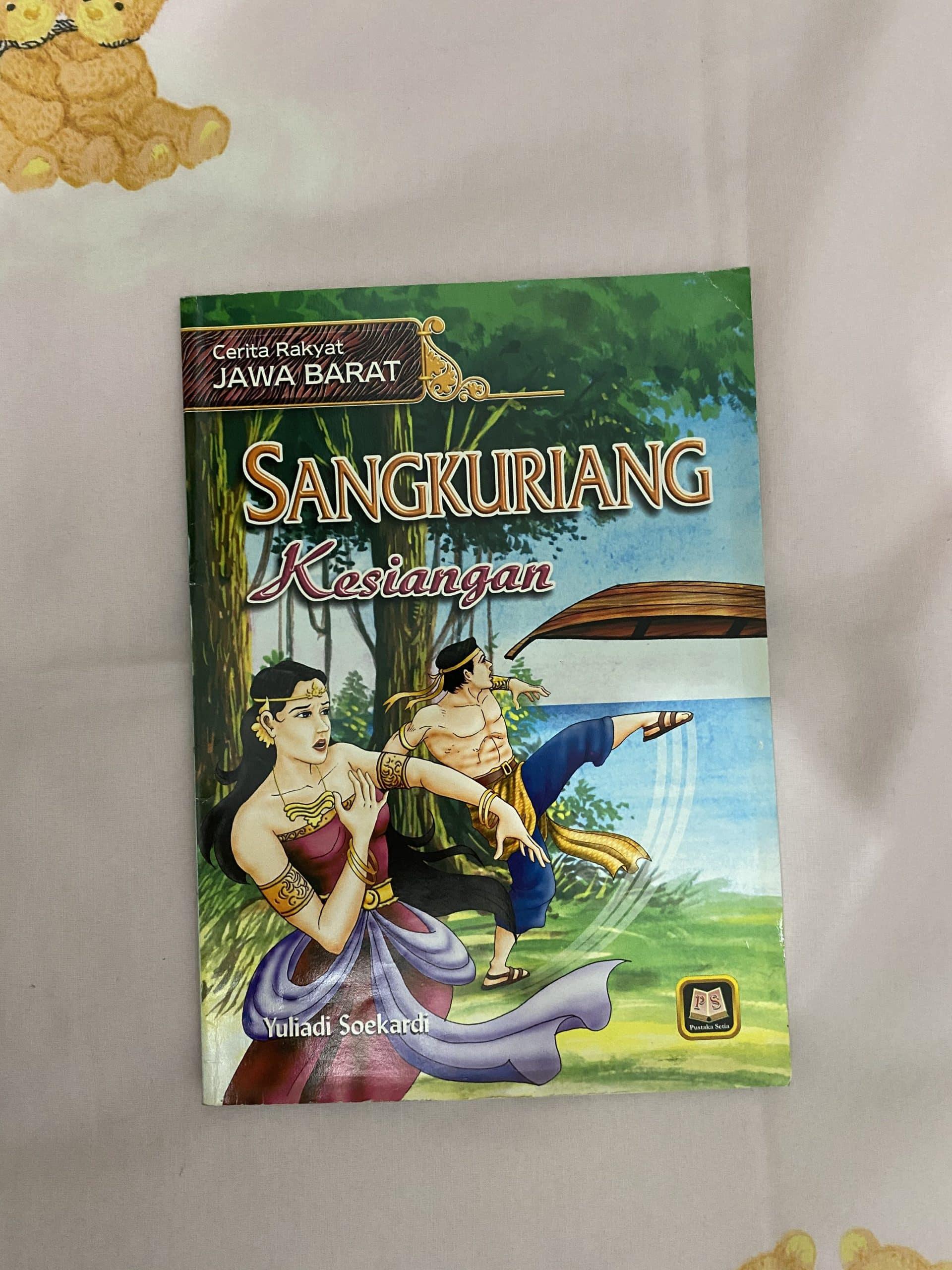Contoh Resensi Buku Fiksi Cerita Rakyat