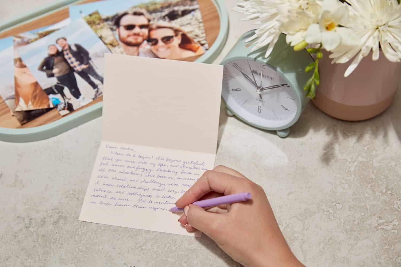 Contoh Surat Pribadi Kepada Kekasih