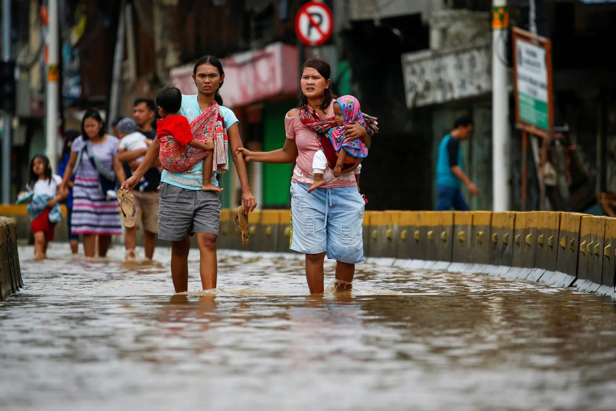 Contoh Teks Eksemplum Tentang Banjir