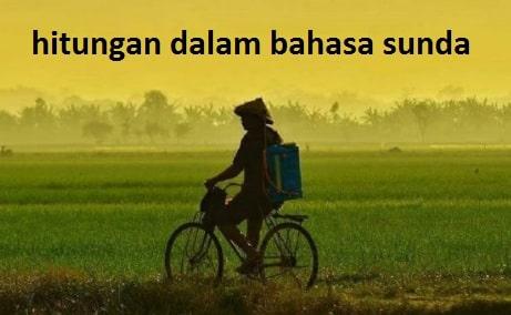 Penyebutan Bilangan Angka dalam Bahasa Sunda