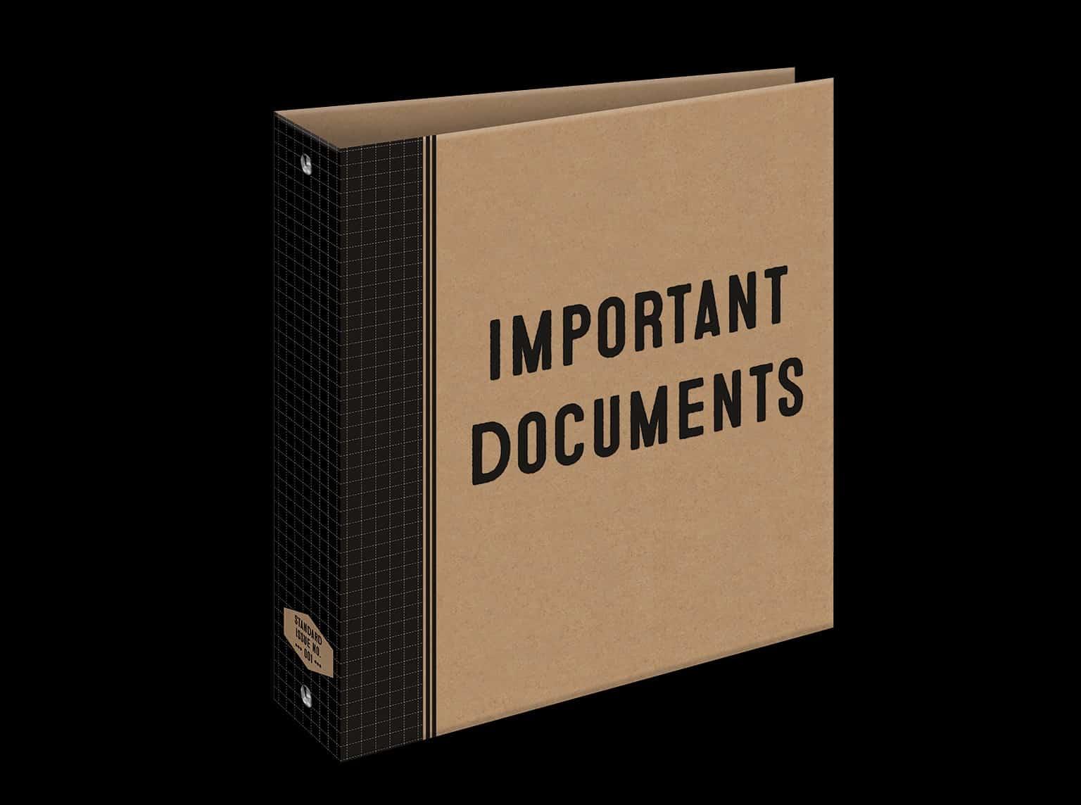 Surat Pernyataan Kehilangan Dokumen