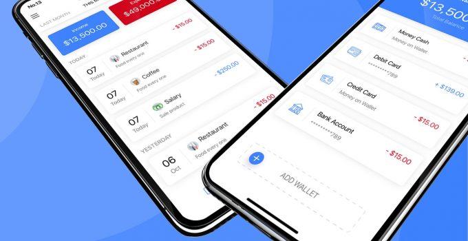 Aplikasi Keuangan