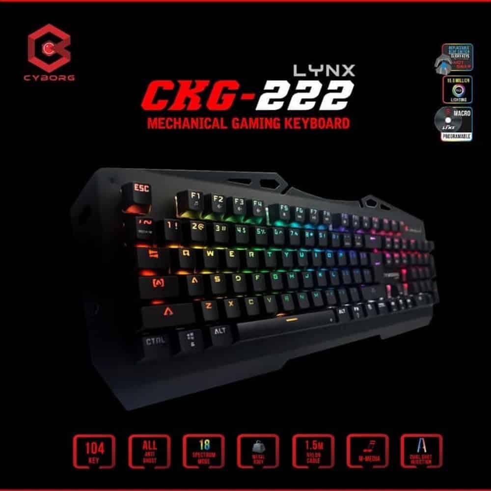 CYBORG LYNX CKG-22