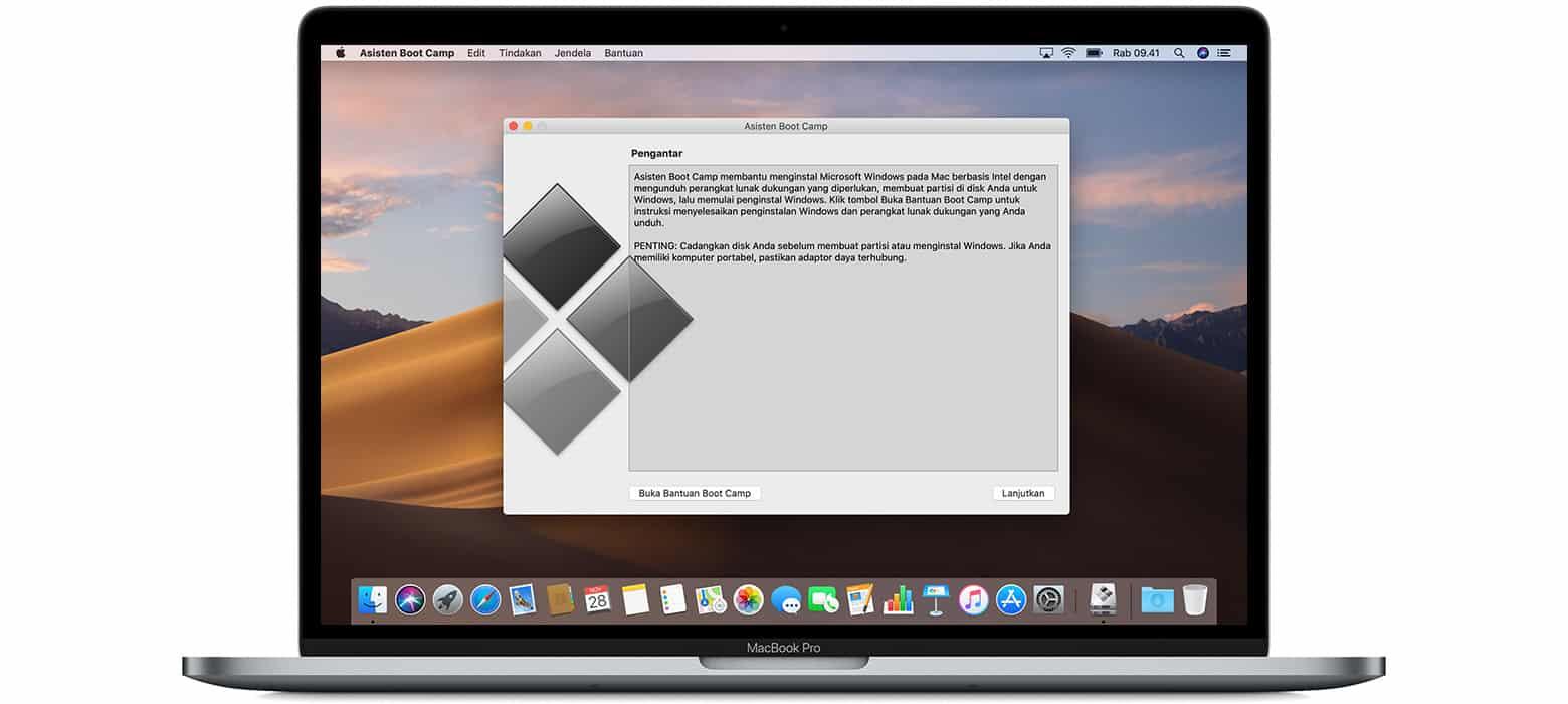 Install Ulang MacOS