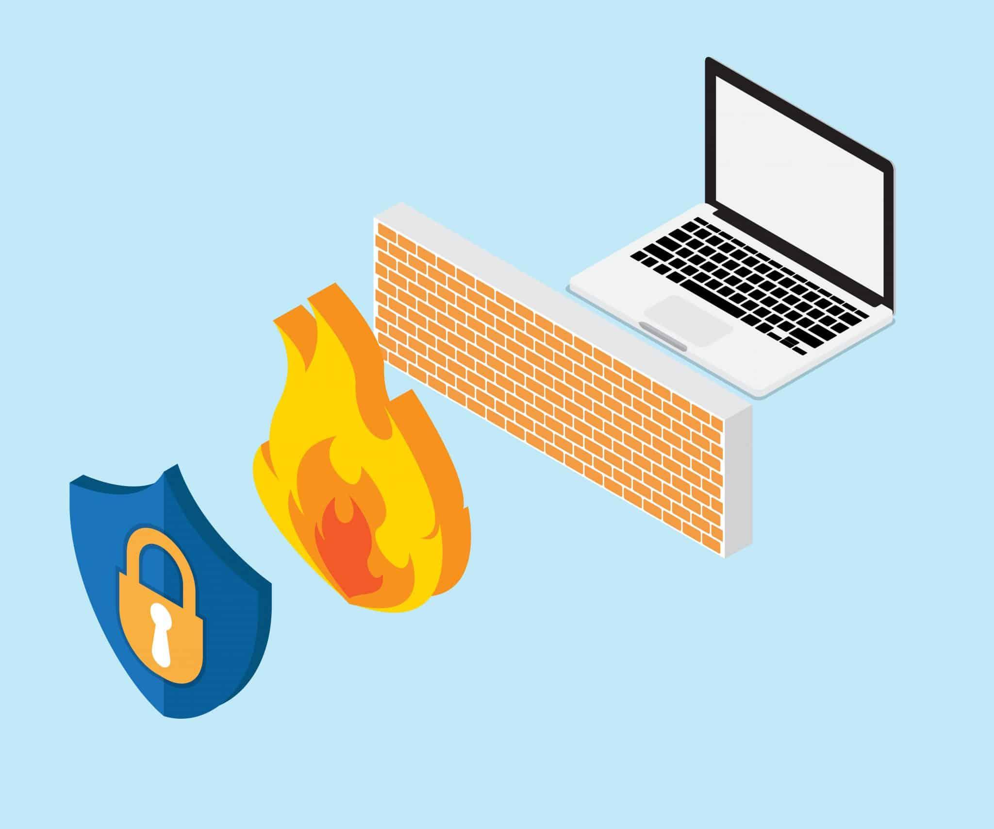 Mengizinkan Aplikasi Tertentu Melewati Firewall