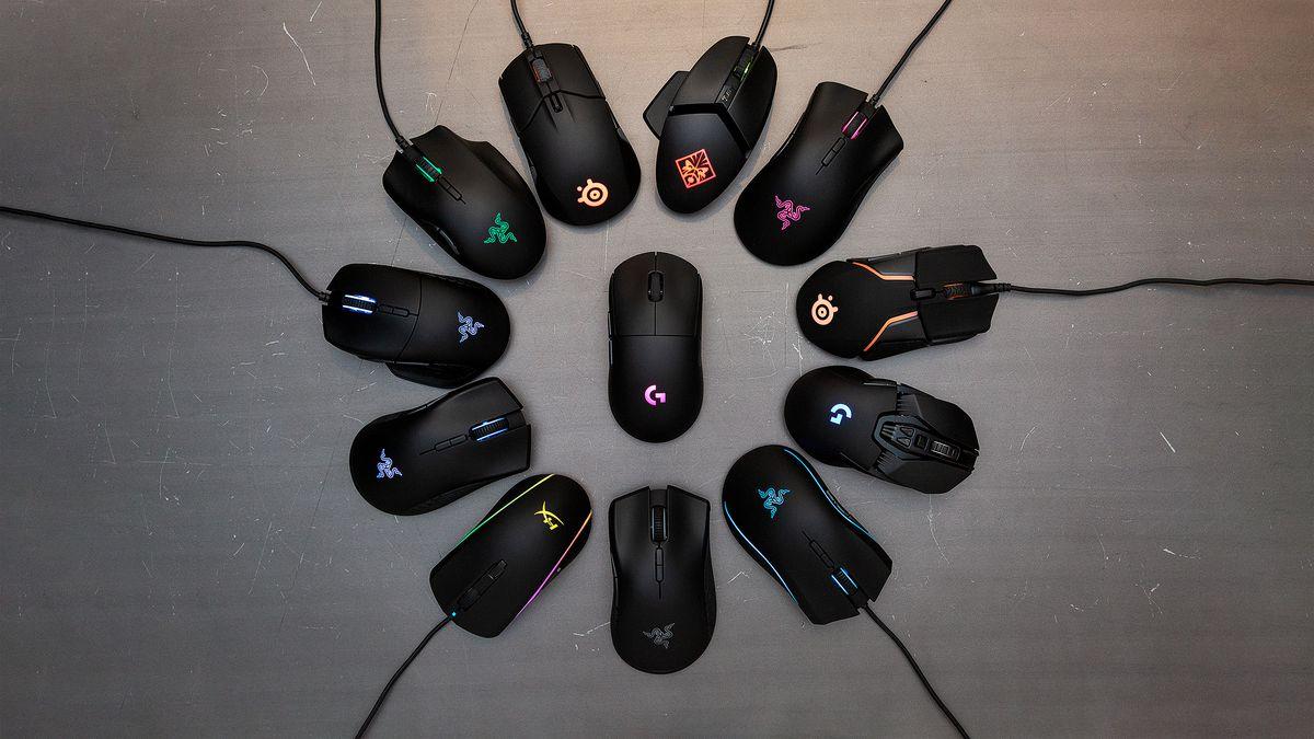 15+ Mouse Gaming Terbaik dan Terlaris 2021
