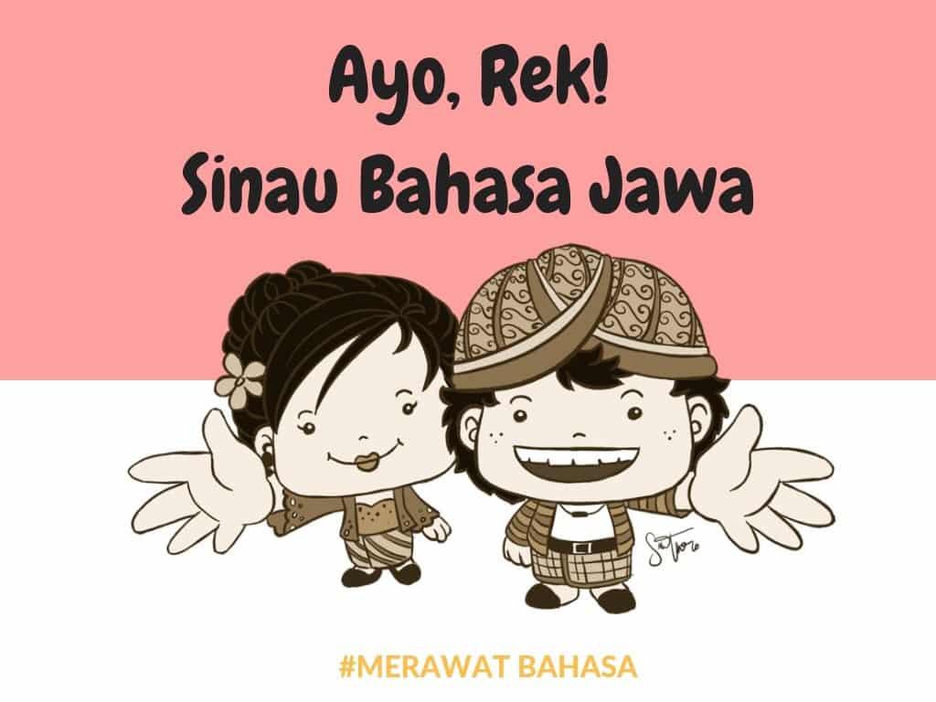 Tata Bahasa Jawa beserta Artinya
