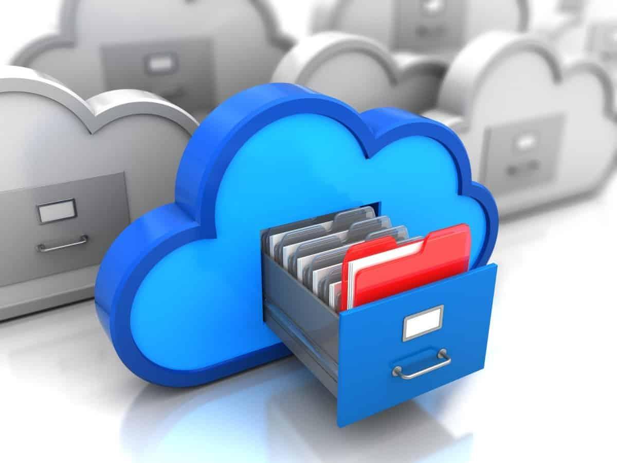Tersedia Penyimpanan secara Cloud