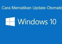 5 Cara Mematikan Update Windows 10 Tanpa Ribet