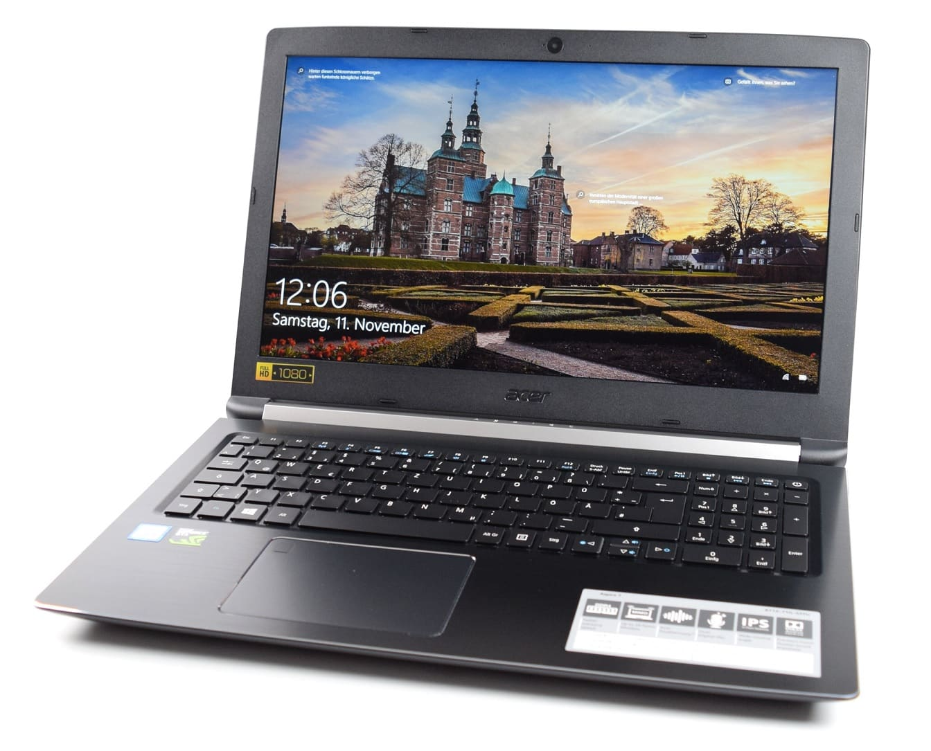 Acer Aspire 7 A715-71