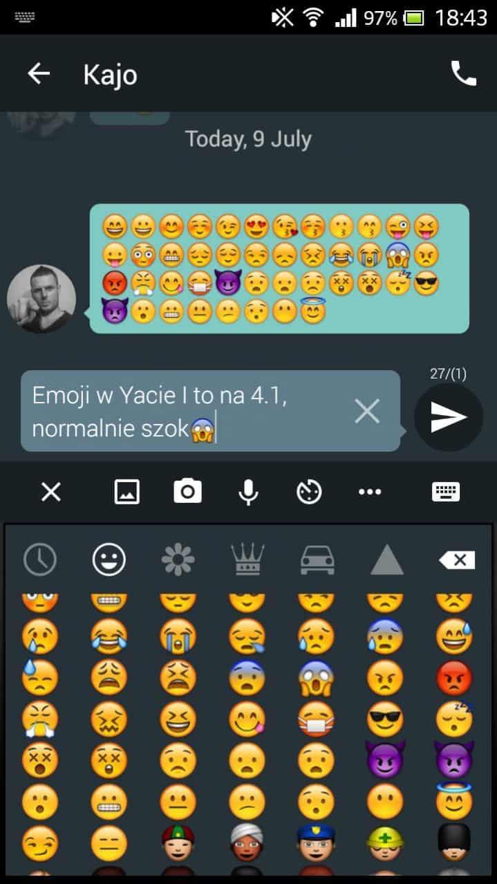 Aplikasi SMS Yaata