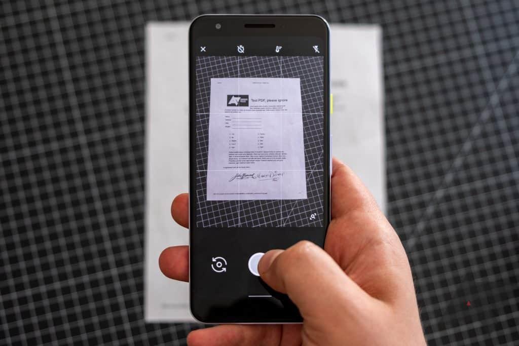 Aplikasi Scanner Terbaik Untuk Keperluan Memindai Dokumen Di Android Atau Ios