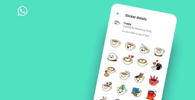 Aplikasi Stiker WA
