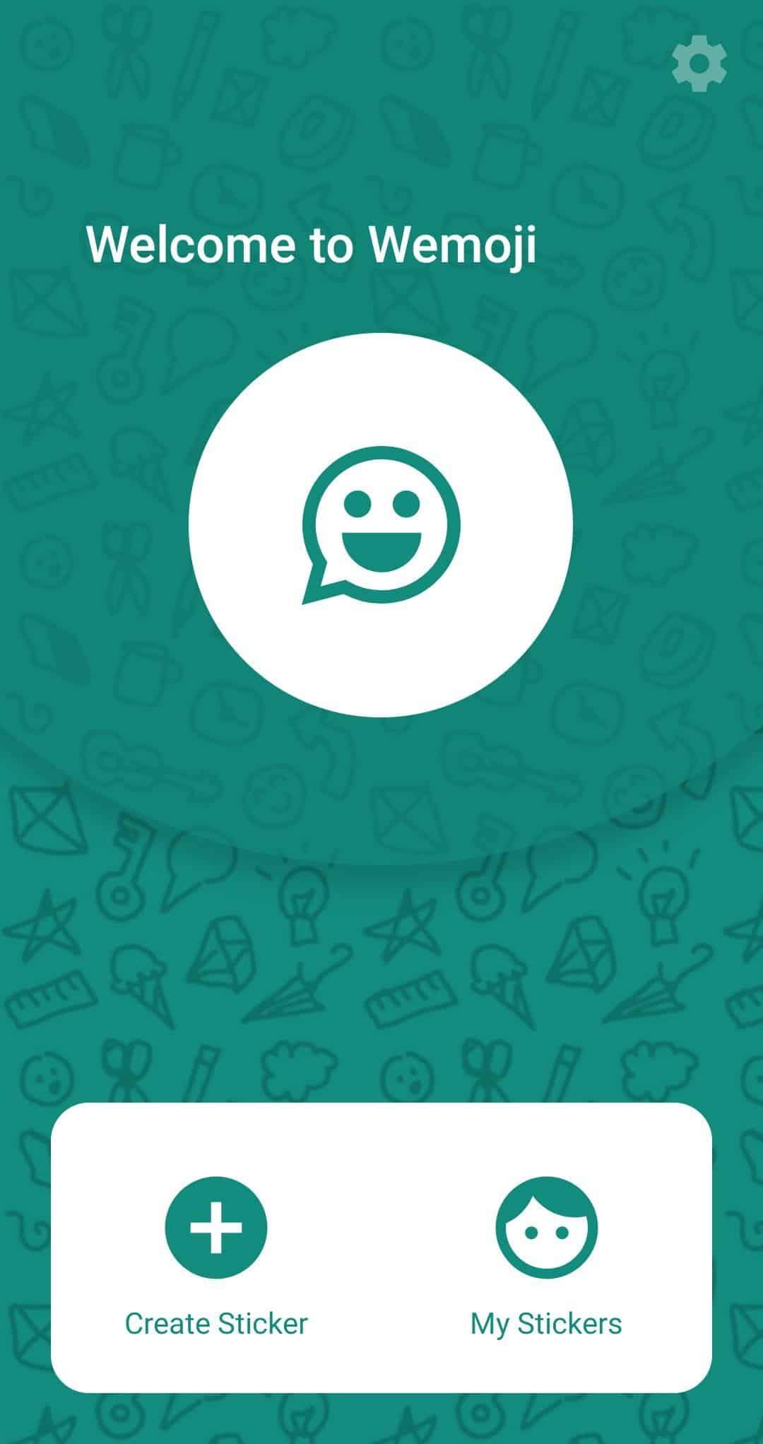 Aplikasi Stiker WA Wemoji