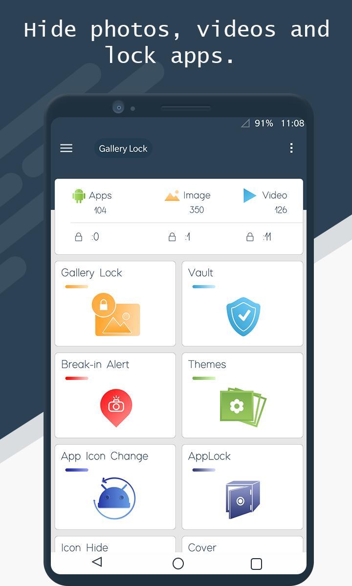 App Lock and Gallery Lock
