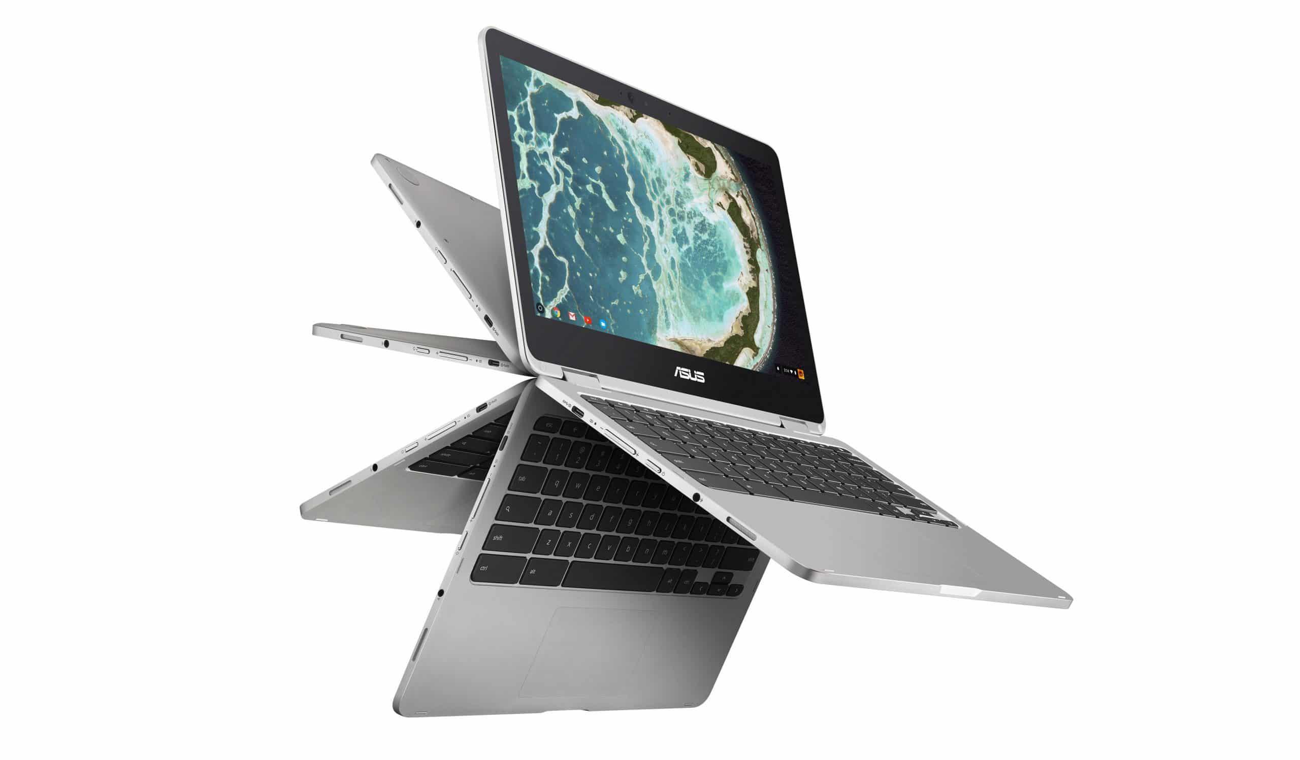 Asus ChromeBook Flip C302CA-DH54