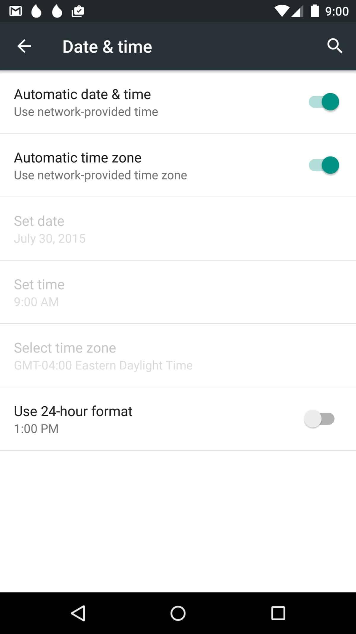 Atasi Playstore tidak Bisa Download Dengan Pengaturan Waktu