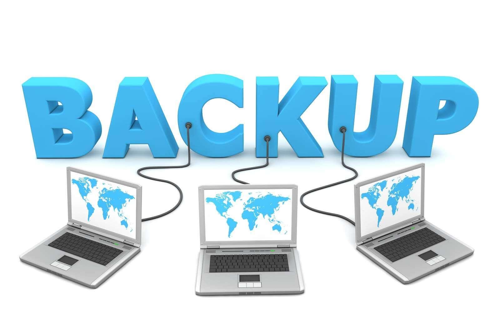 Backup Data Pribadi Terlebih dahulu