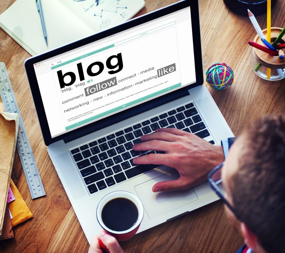 Blog Jarang Diurus