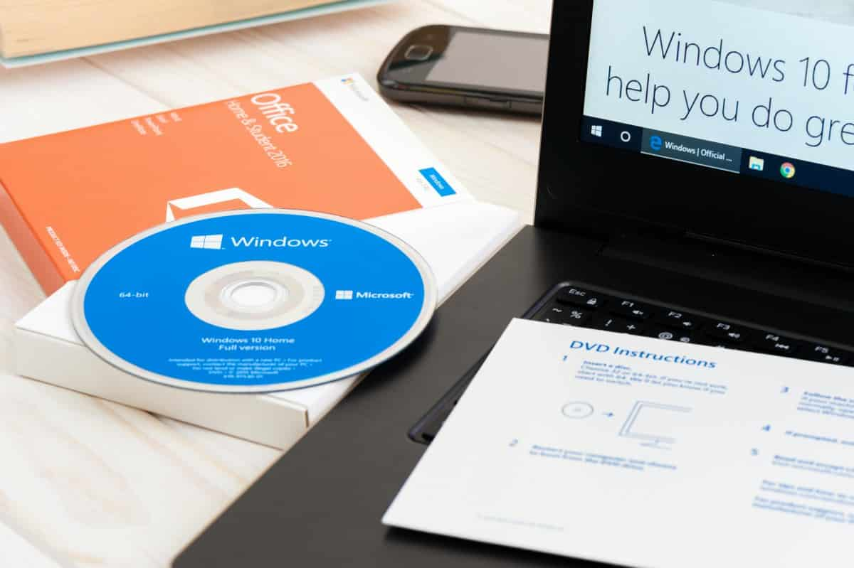 Burning Files Windows 10 ke Dalam DVD