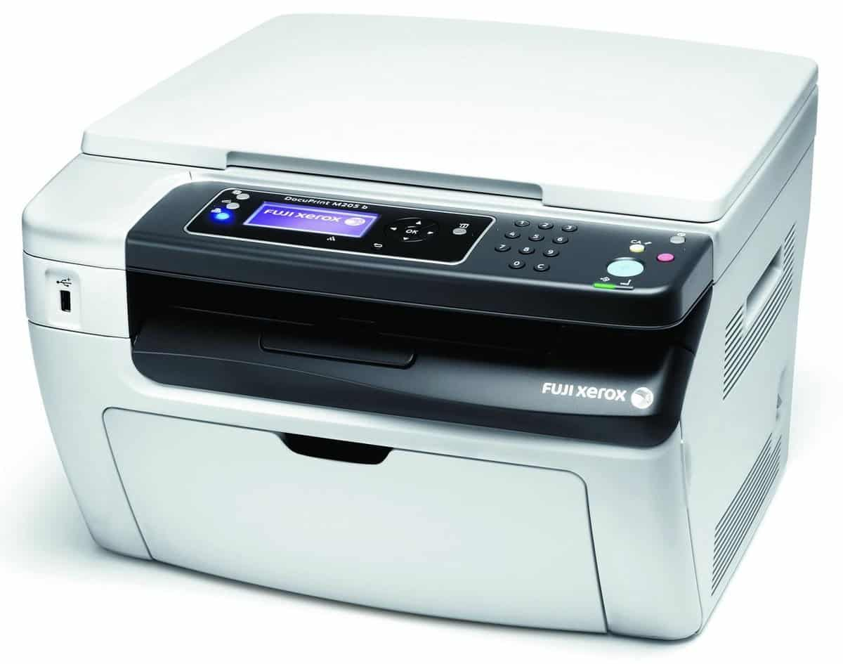 Cara Clean Printer Fuji Xeros