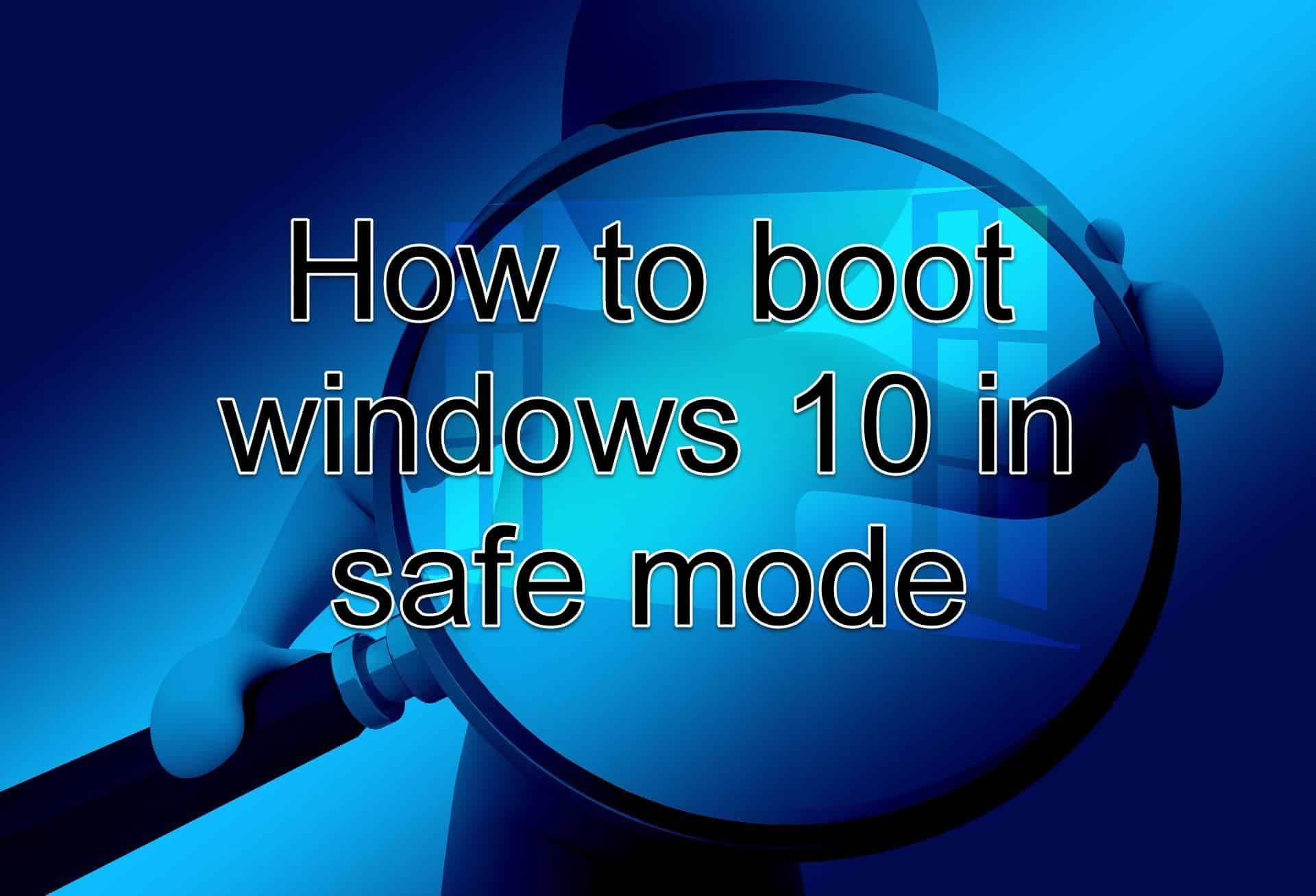 7+ Cara Masuk Safe mode Windows 10 beserta Fungsinya Terbaru (Terlengkap)