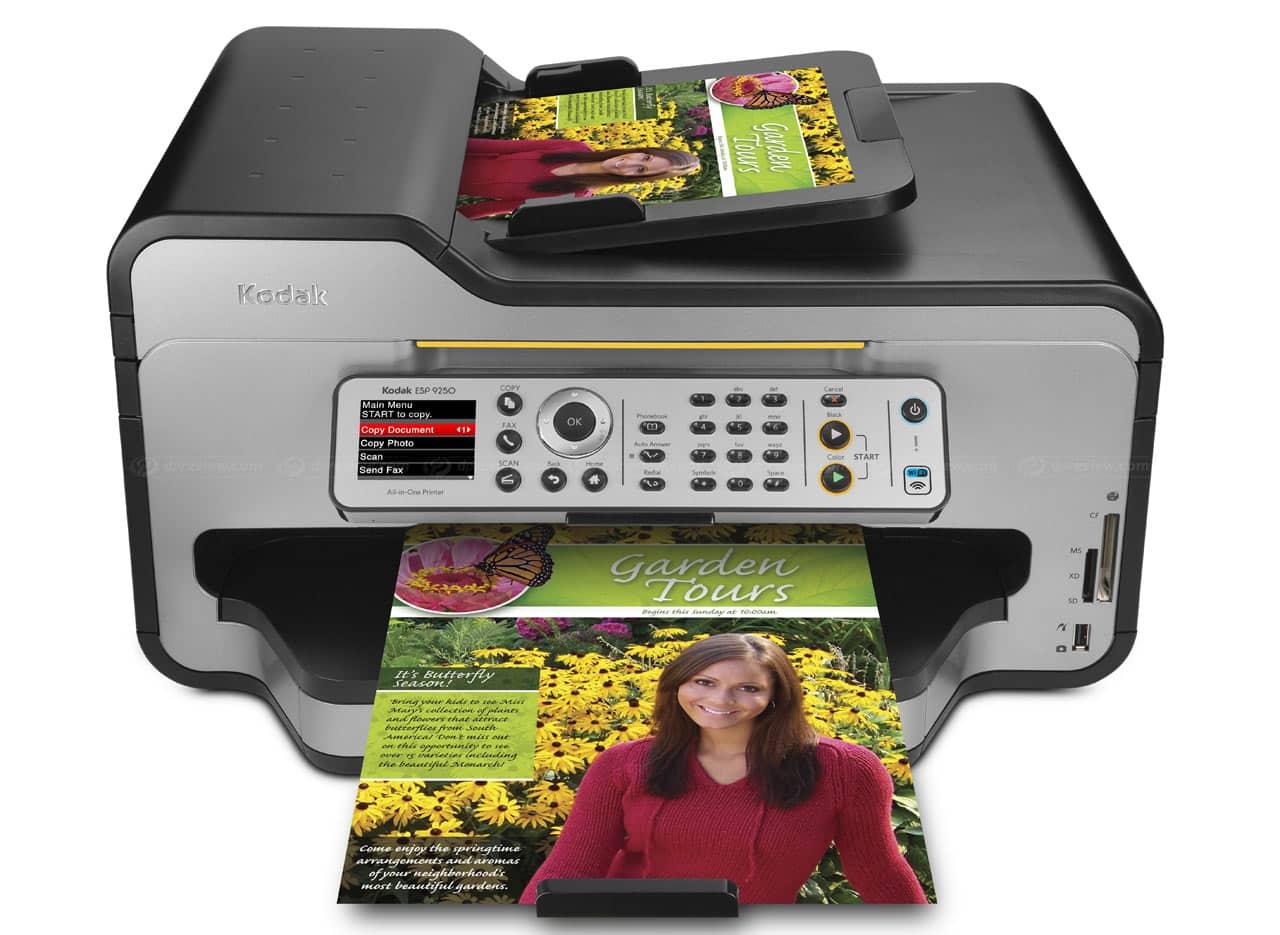 Cara Membersihkan Printer Kodak