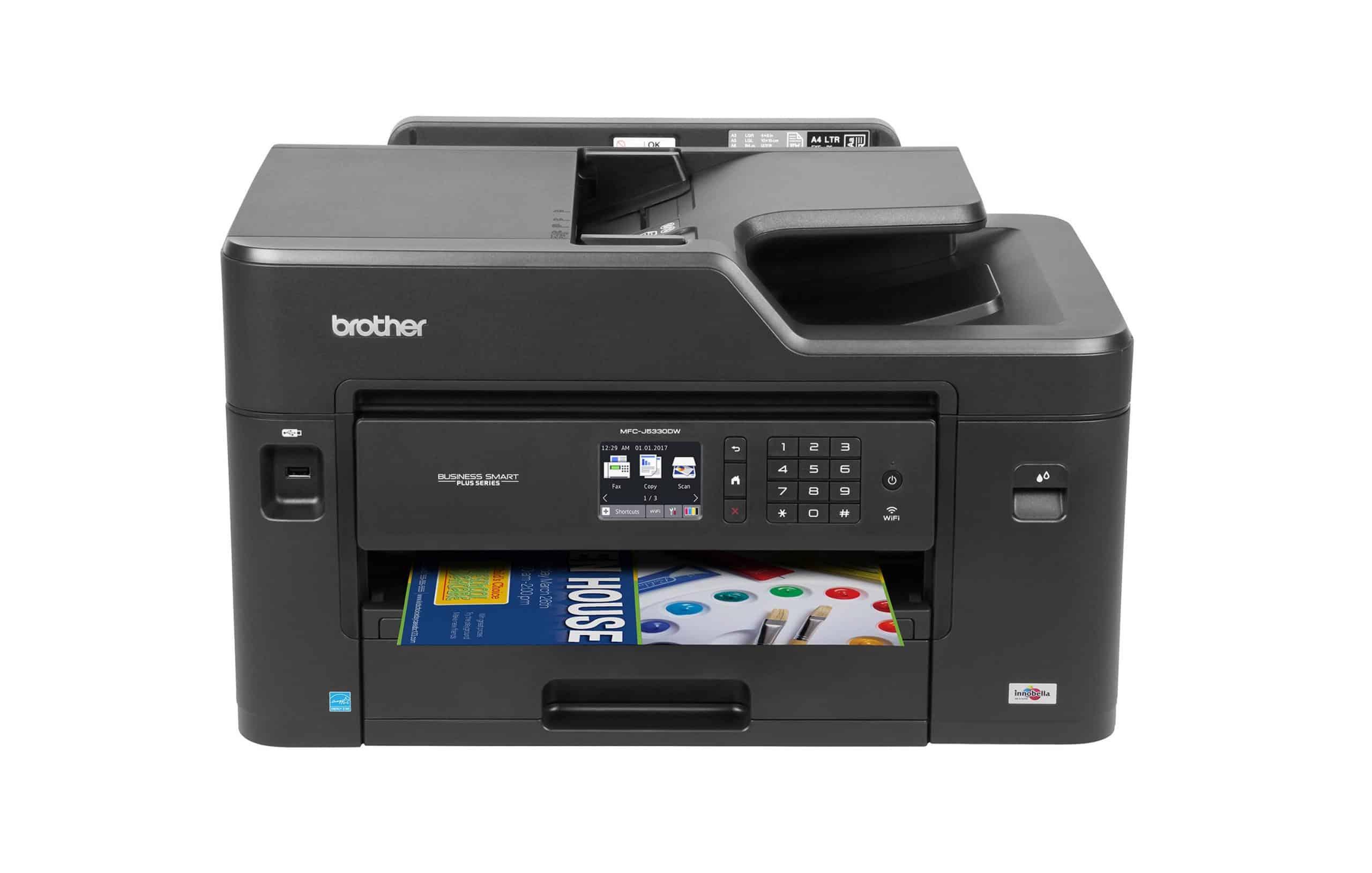 Cara Membersihkan Printer Merk Brother