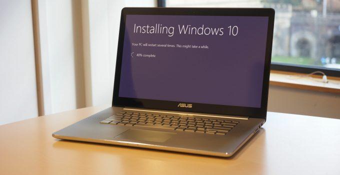Cara Menginstall Windows 10 bagi Para Pemula Melalui CD atau Flashdisk