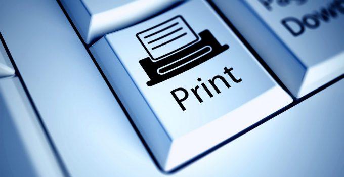 Cara Print Bolak Balik