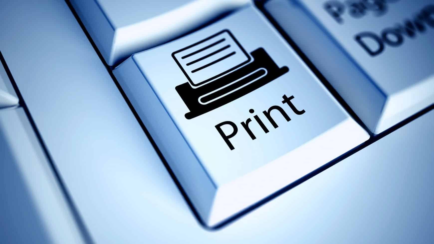 6+ Cara Print Bolak Balik yang Benar
