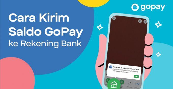 Cara Transfer Dari GoPay Ke Beberapa Dompet Digital dan Pembayaran