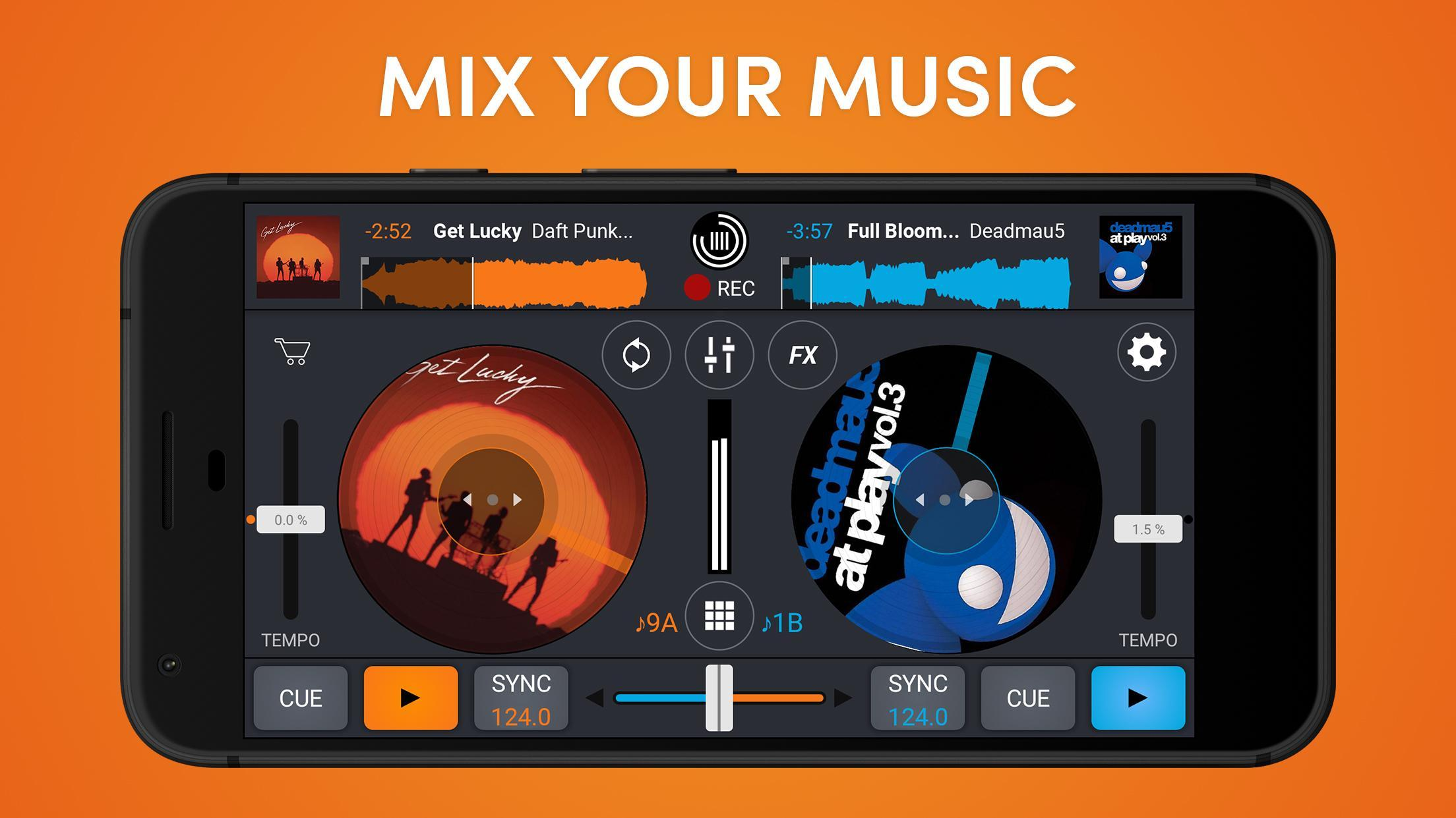 Cross DJ Free