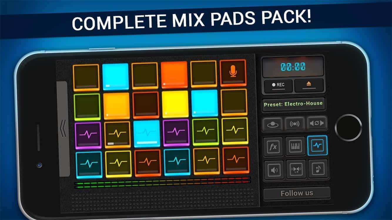 Dj Mix Pads