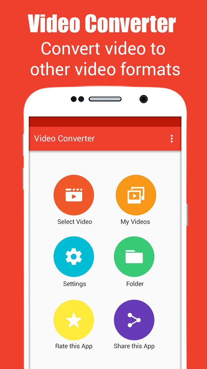 Download dan pasang aplikasi Video Converter terlebih dahulu
