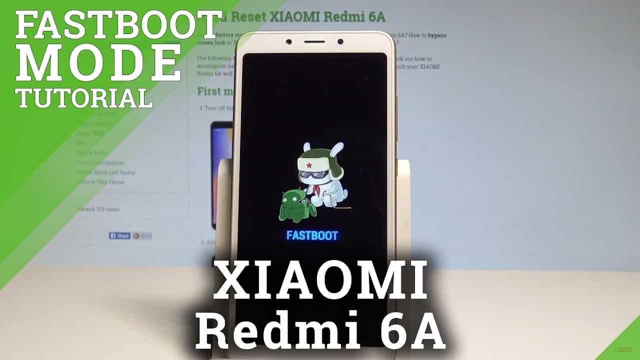 Fungsi Mode Fastboot Xiaomi