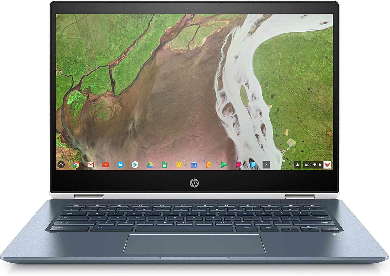 HP ChromeBook X360 14 dengan RAM 8 GB