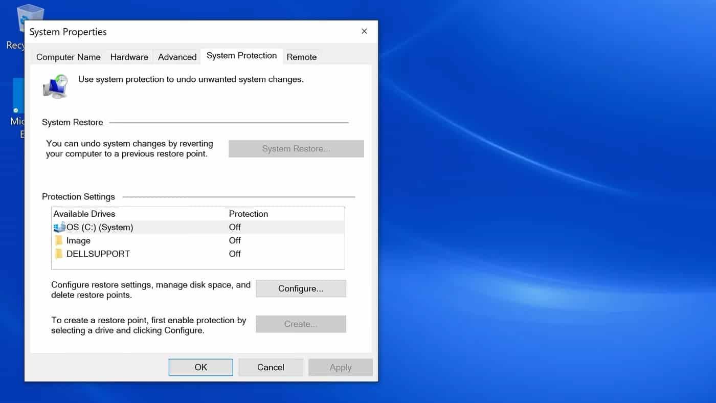 "4. Cara Masuk Safe Mode Windows 10 ""Melakukan System Restore"""