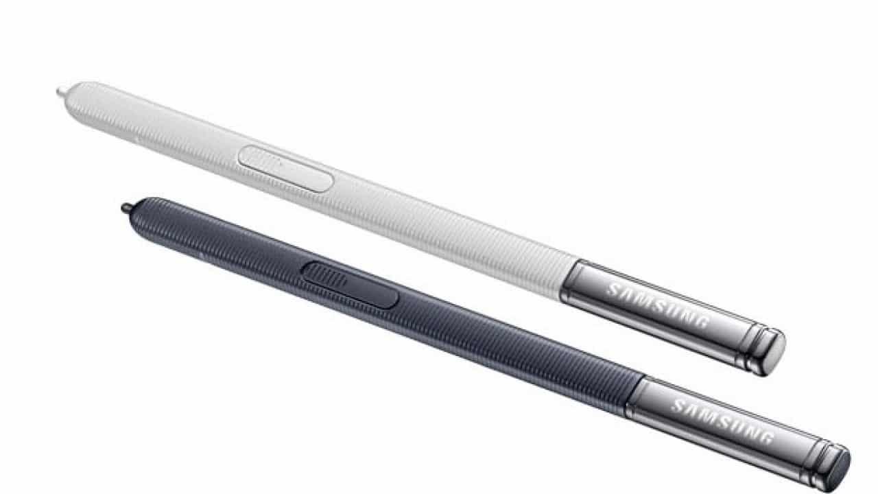 Menggunakan Stylus S Pen