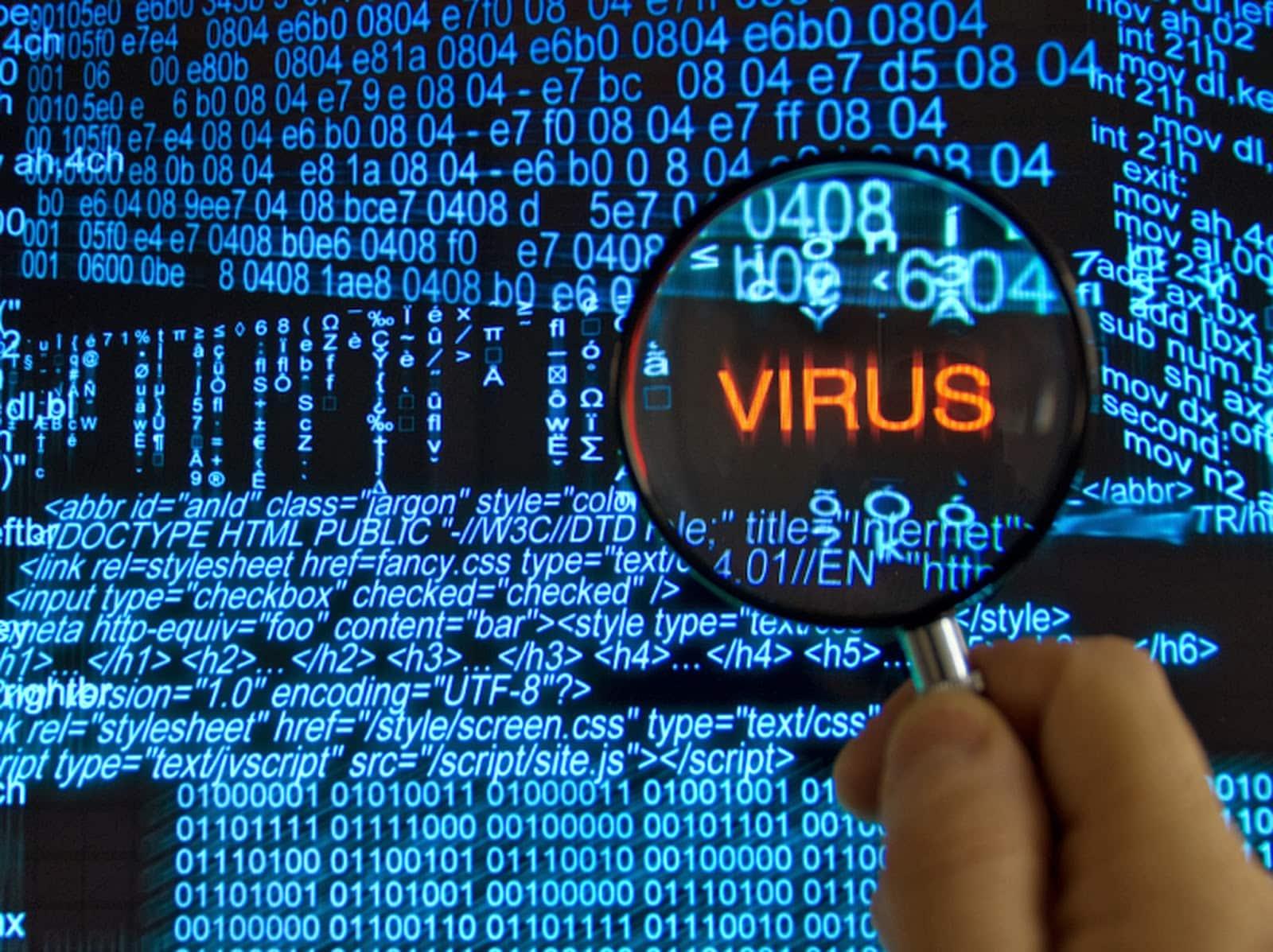 Menghapus Virus atau Malware