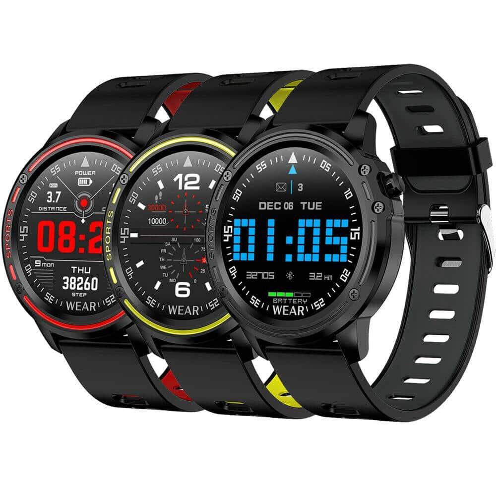 7. Smartwatch Murah