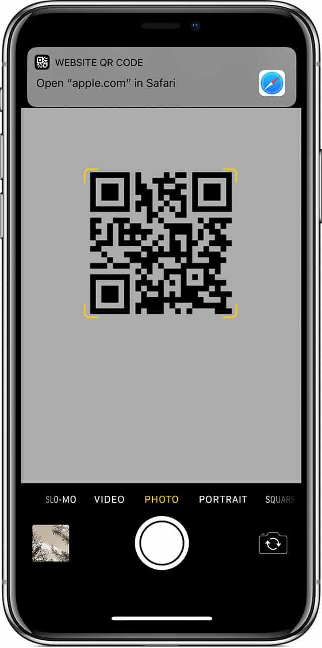 QR Code Reader QrScan