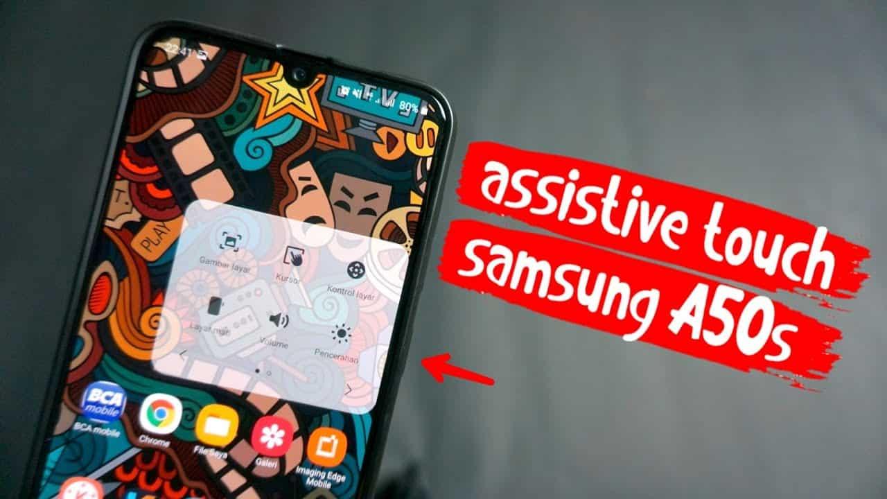 Setelah halaman yang ingin diambil dirasa sudah sesuai atau pas, maka Anda bisa masuk ke menu Assistive Touch yang ada di sisi layar