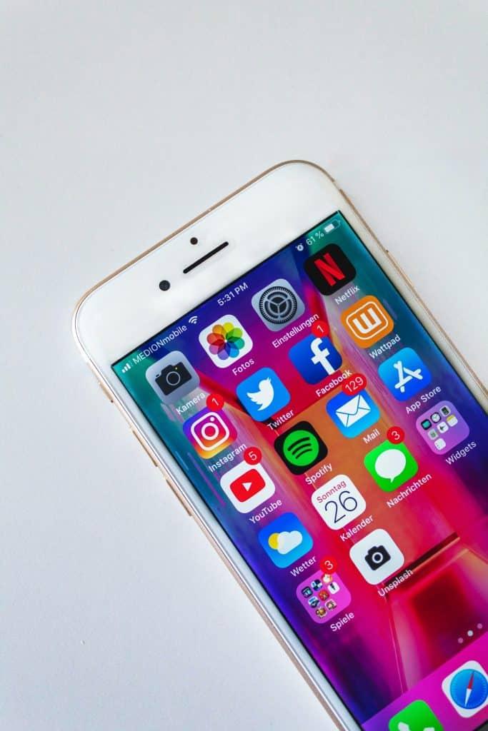 Memiliki Jumlah Audiens yang Banyak di Media Sosial